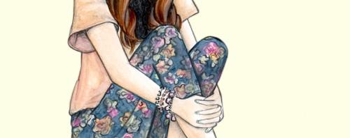 Fancy Fine Ashley Ording Blogger Illustration by Joanna Baker