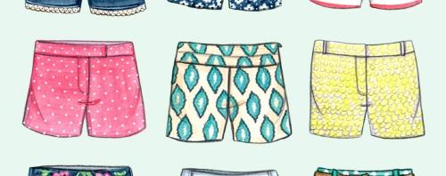 Short Study Fashion Illustration by Joanna Baker