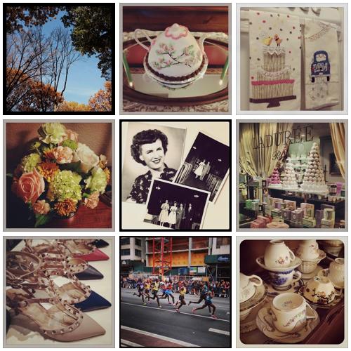 Instagram Update by Joanna Baker Illustration