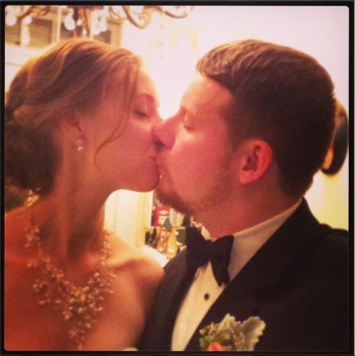 Joanna Baker Gets Married!