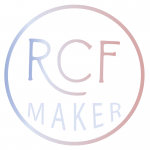 Renegade Craft Fair Maker Badge Ombre