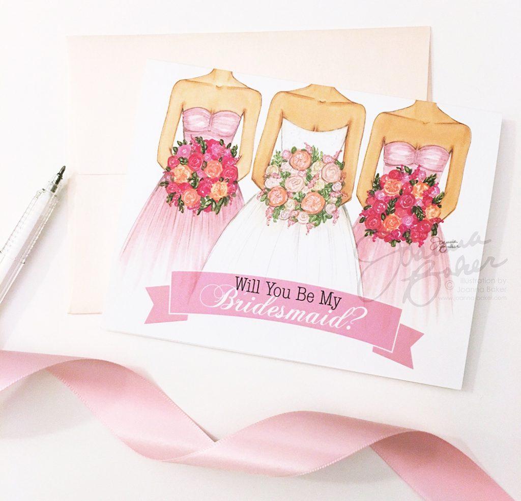 Wedding Collection Sneak Peek by Joanna Baker
