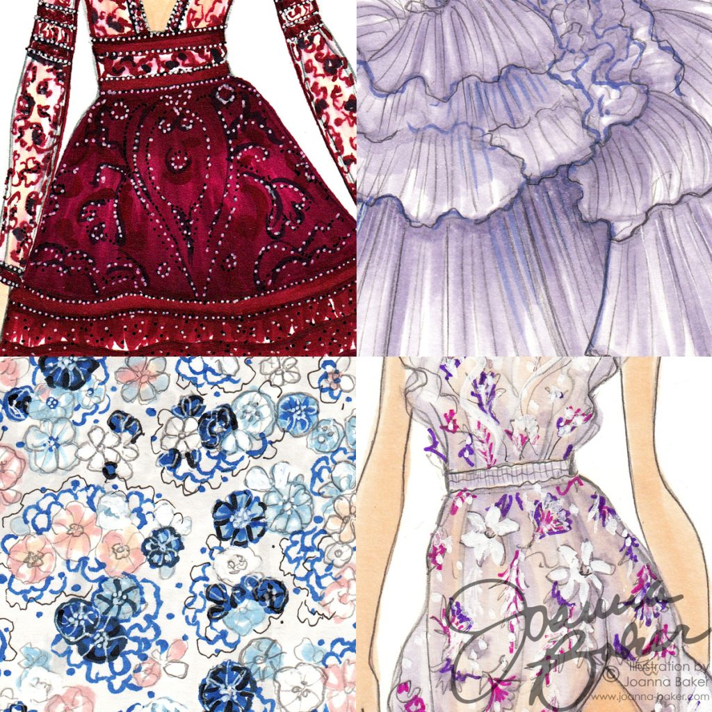Couture Details by Joanna Baker