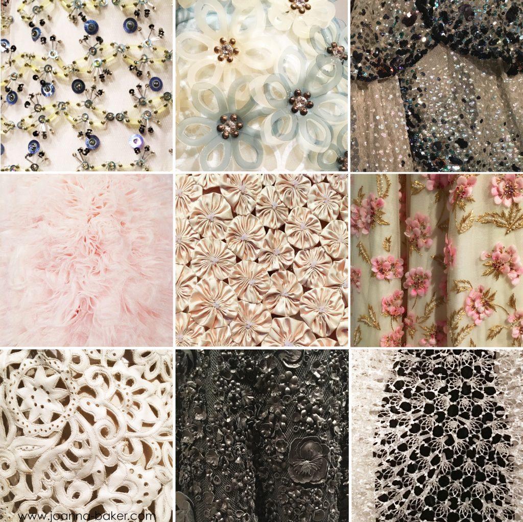 Textures at the Met : Manus x Machina