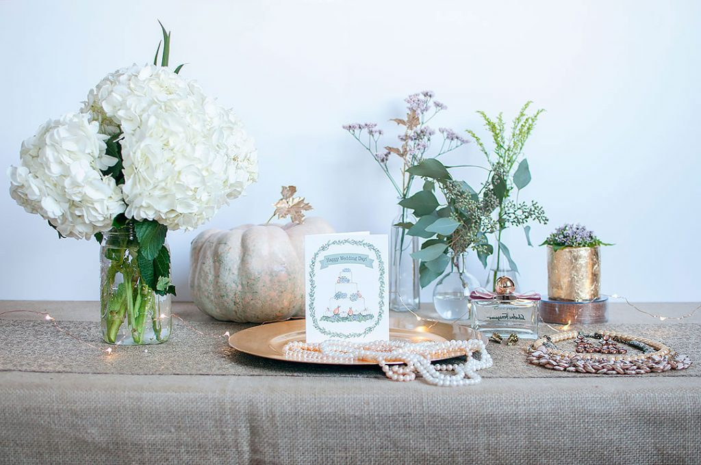 Joanna Baker x Chicky Treats Fall Wedding Photoshoot