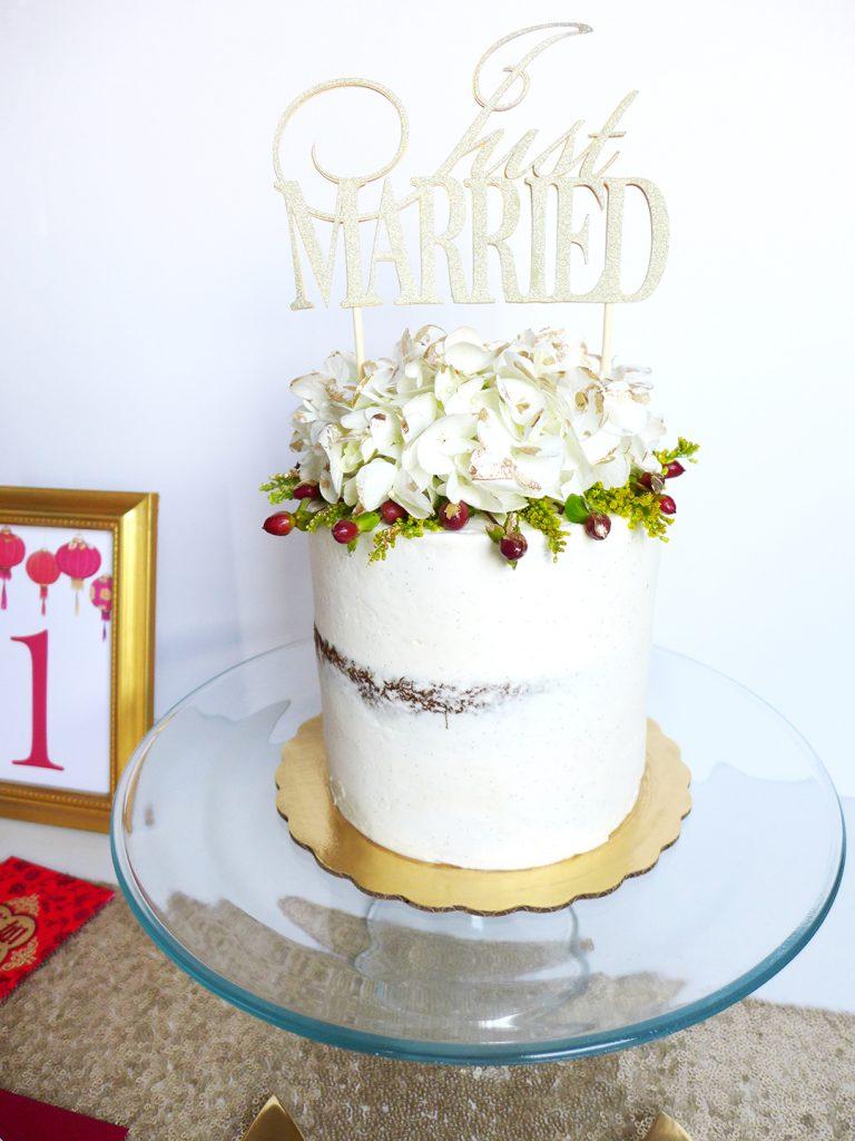 Chicky Treats x Joanna Baker Fall Wedding Photoshoot