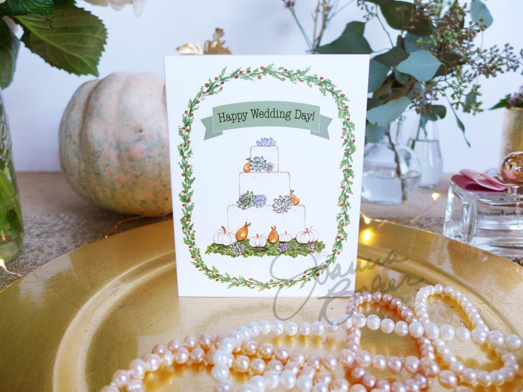 Joanna Baker Fall Wedding Collection