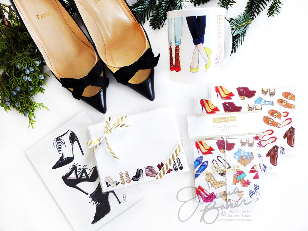Shop Gifts for the Shoe Lover