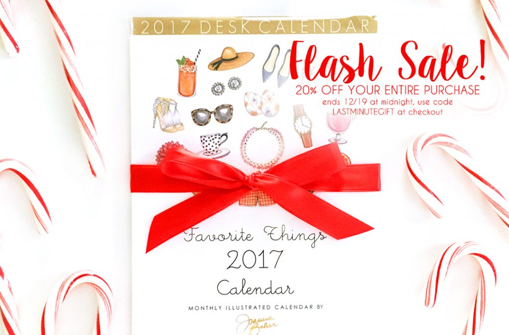 Shop the Holiday Flash Sale!