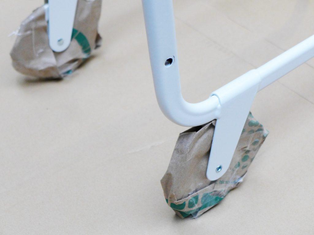 DIY Art Cart Tutorial by Joanna Baker