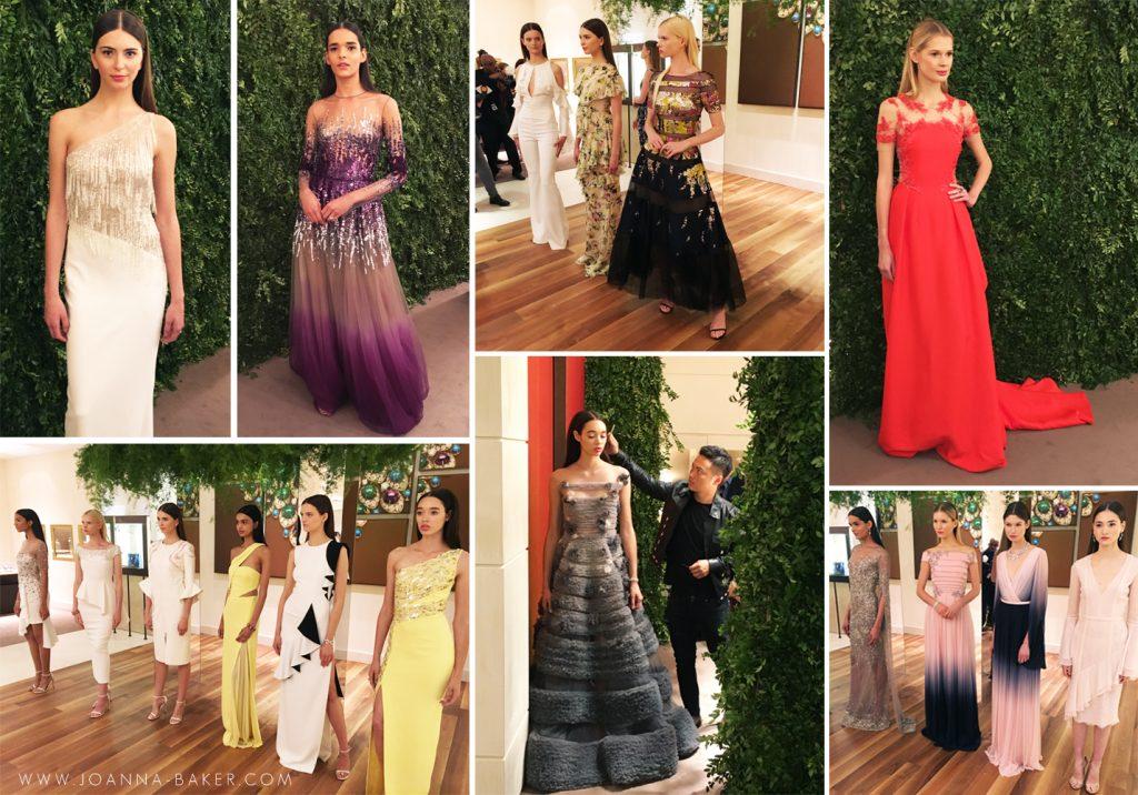 Pamella Roland Resort 2018 Joanna Baker Fashion Illustration Blog
