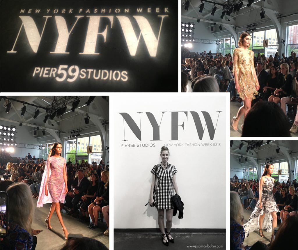NYFW Recap by Joanna Baker