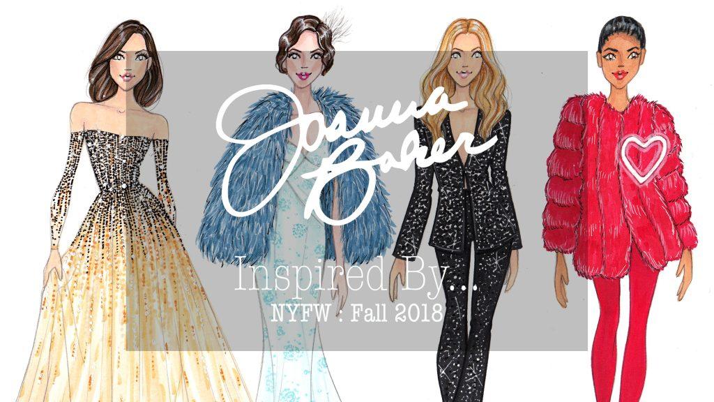 Fashion Week Recap on YouTube - Joanna Baker Illustration