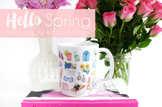 Joanna Baker Illustration - Shop the Spring Collection