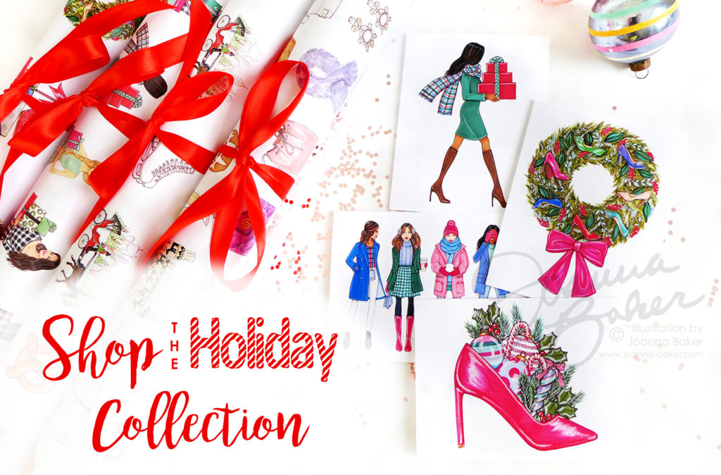 Shop the Holiday Collection by Joanna Baker