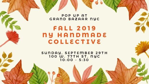 Fall 2019 NY Handmade Collective