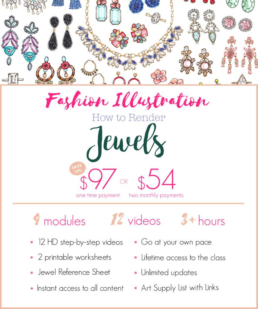 Fashion Illustration Online Class - Joanna Baker