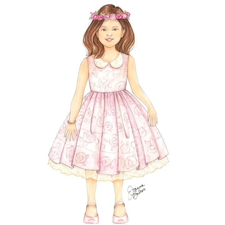 Custom Illustrations by Joanna Baker