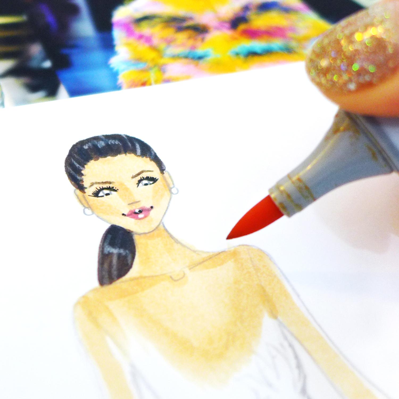 Online Illustration Classes by Joanna Baker