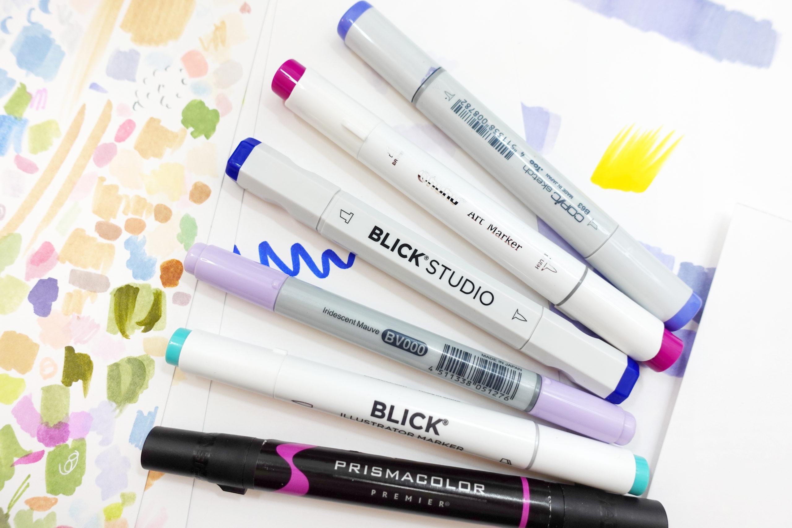 Brush Marker Options - Joanna Baker