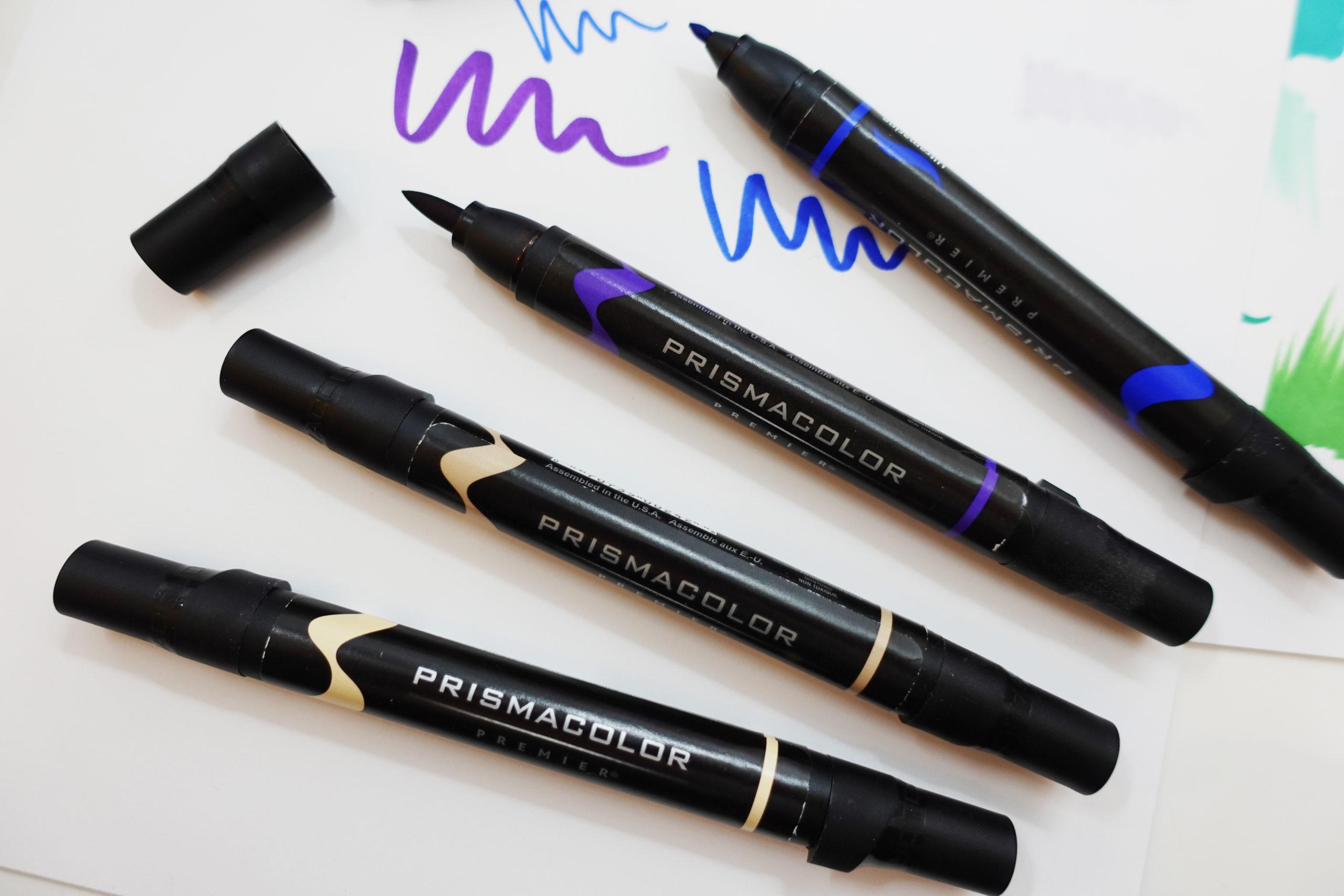 Prismacolor Premier Brush Markers - Joanna Baker