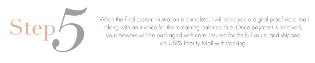 Custom Illustration Step 5