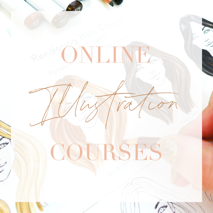 Online Illustration Courses by Joanna Baker