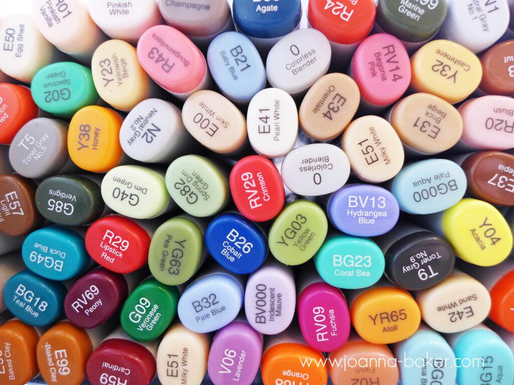 How to Avoid Art Store Overwhelm - Joanna Baker Illustration